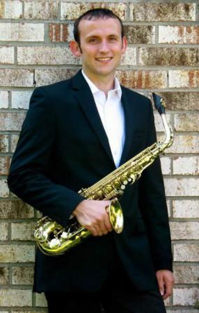 UA Faculty Saxophonist Todd Gaffke