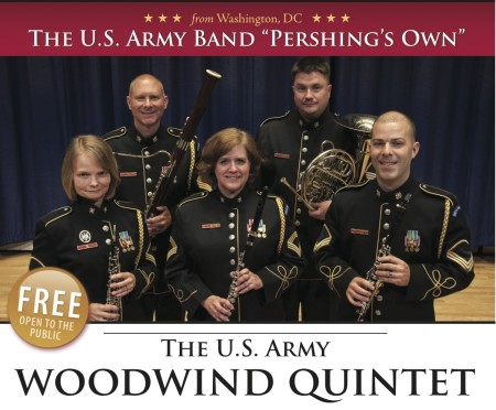 "United States Army Band ""Pershing's Own"" Woodwind Quintet"
