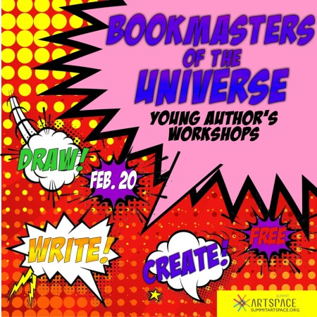 Young Author's Workshops, BookMasters of the Universe