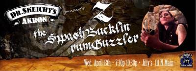 Z the Swashbucklin' Rum-guzzler