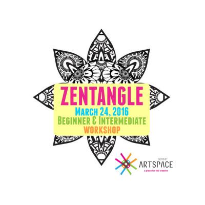 Beginner and Intermediate Zentangle