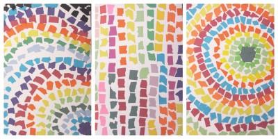 Fabulous Foamie Mosaics