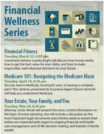 Financial Wellnes Series Part 1: Financial Fitness