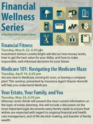 Financial Wellness Series Part 2: Medicare 101: Navigating the Medicare Maze