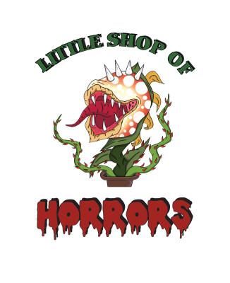 The Hoban Theatre Series presents the rock musical, 'Little Shop of Horrors,' April 14-16