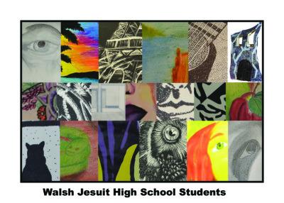 Walsh Jesuit HS Student Art Exhibit