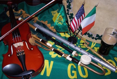 Celtic Rush: Live Traditional Irish Music & Dancing