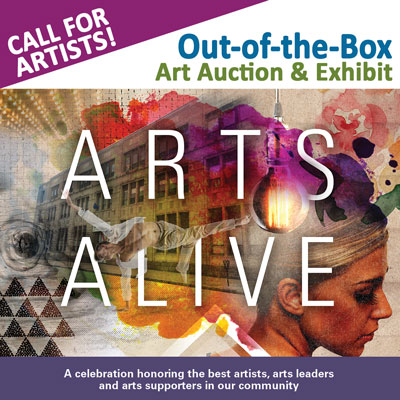 Out-of-the-Box Art Auction & Exhibition