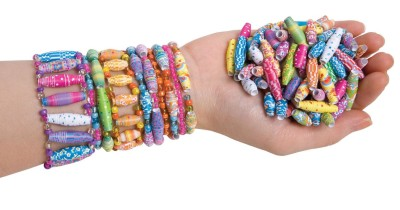 Let's Recycle : Paper Beads