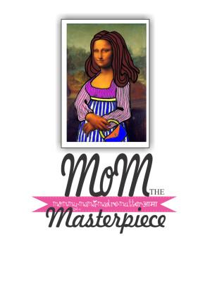 Mom, The Masterpiece--Portrait Painting Workshop