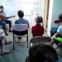Songwriting Camp at Fairlawn School of Music