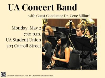 UA Concert Band