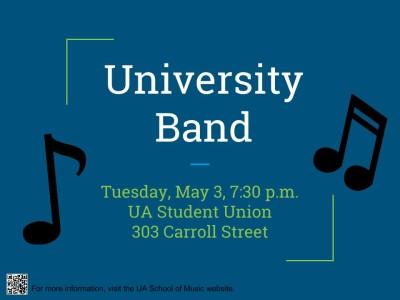 UA University Band
