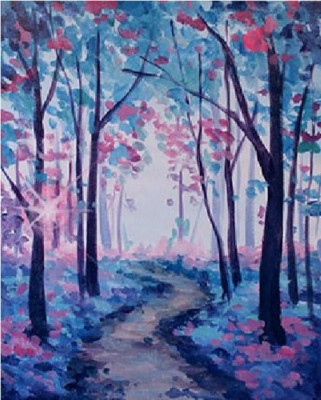 Wine and Paint - Find Your Inner Artist