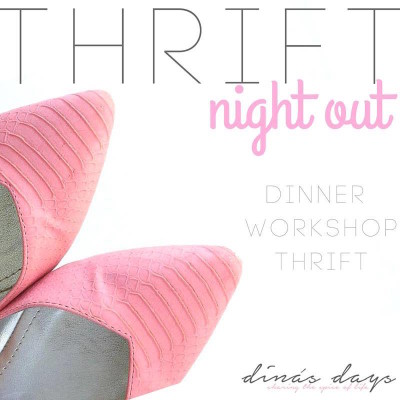 Thrift Night Out