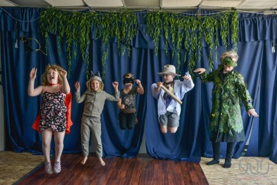"""Down the Rabbit Hole"" Summer Theatre Camp for Ages 8 - 12 (July 11th - 15th)"