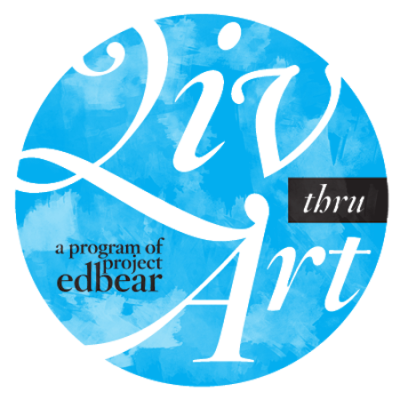 Project Ed Bear Liv Thru Art Parties