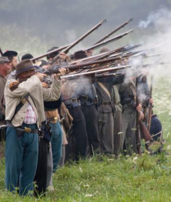Civil War Reenactment 2016