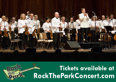 Cleveland Pops Orchestra with special guest The Jazz Ambassadors at Twinsburg's Rock the Park