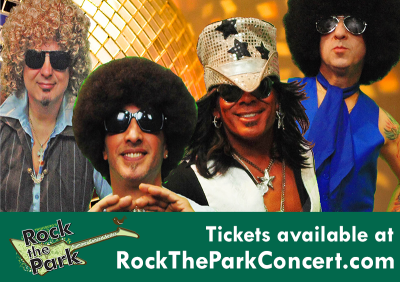 Disco Inferno at Twinsburg's Rock the Park