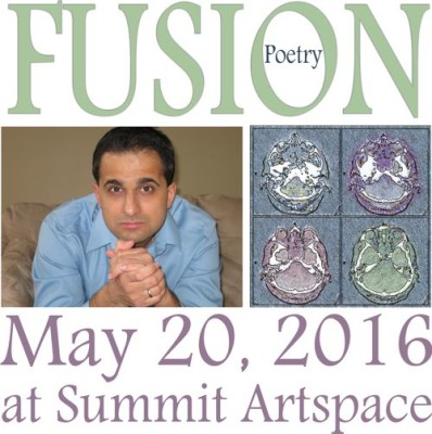 FUSION Poetry with Ohio Poet Laureate Amit Majmudar, MD
