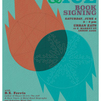 Fire and Ice Book Signing