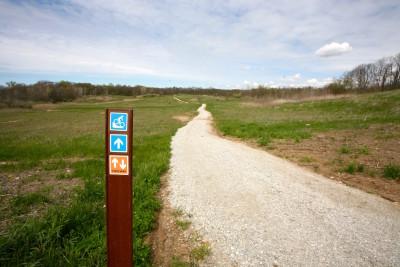 Mountain Bike Trail: Open House