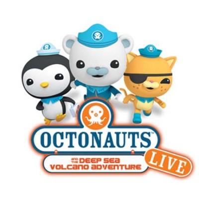 Octonauts Live! Deep Sea Volcano Adventure