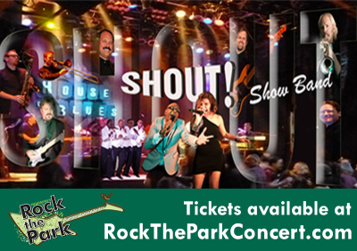 Shout! at Twinsburg's Rock the Park