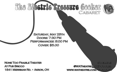 The Electric Pressure Cooker Cabaret XXI: Party Animals