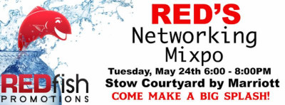 RED's Networking Mixpo