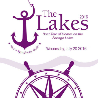 The Akron Symphony Guild's 19th annual Boat Tour of Portage Lakes Homes
