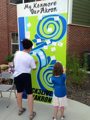 Neighborhood Art Celebration:#ward6akron