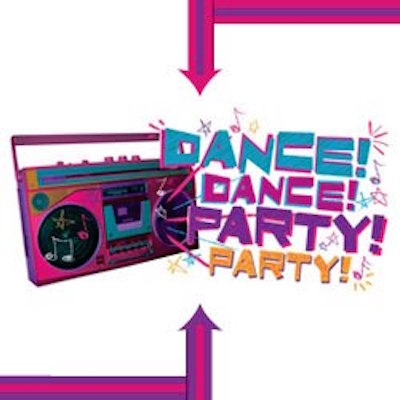 Dance Dance Party Party-Akron