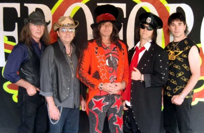 AEROFORCE: Tribute to Aerosmith