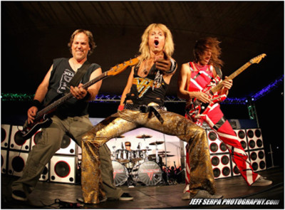 The Atomic Punks - The Tribute To Early Van Halen