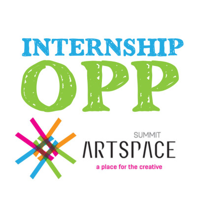 Gallery Assistant Internship Available at Summit Artspace