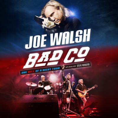 One Hell of a Night with Joe Walsh & Bad Company