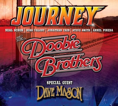 Journey & The Doobie Brothers with special guest Dave Mason