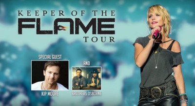 Miranda Lambert: Keeper Of The Flame Tour
