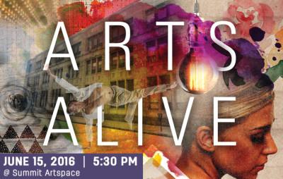 ARTS ALIVE! Celebrating a Creative Community at Summit Artspace