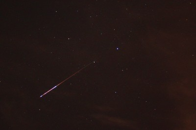 Astronomy: Perseid Meteor Shower 8/11, 8/12 or 8/13