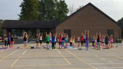 Just 4 Girls Yoga: Sheroes
