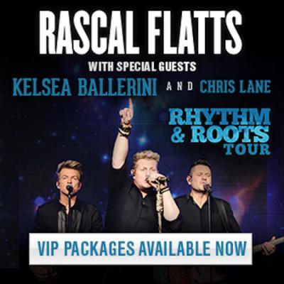 Rascal Flatts: Rhythm & Roots Tour