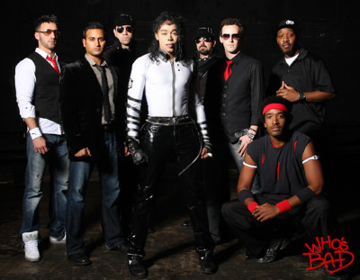 Who's Bad - The Ultimate Michael Jackson Tribute Band