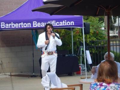 Barberton Summer Concert Series –Bill Warden