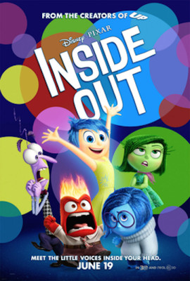 Movie Matinee Mondays: INSIDE OUT