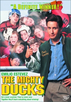 Summertime Family Movie: THE MIGHTY DUCKS