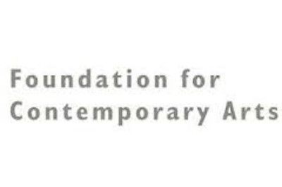 EMERGENCY GRANTS: Foundation for Contemporary Arts