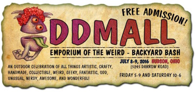 Oddmall: Emporium of the Weird - Backyard Bash